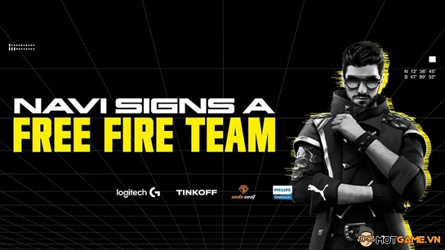 NAVI thành lập đội Free Fire sau khi chiêu mộ toàn bộ thành viên của Silence