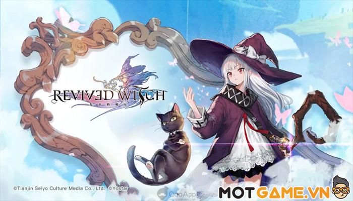 Revived Witch: Game nhập vai chiến đấu phong cách Pixel art