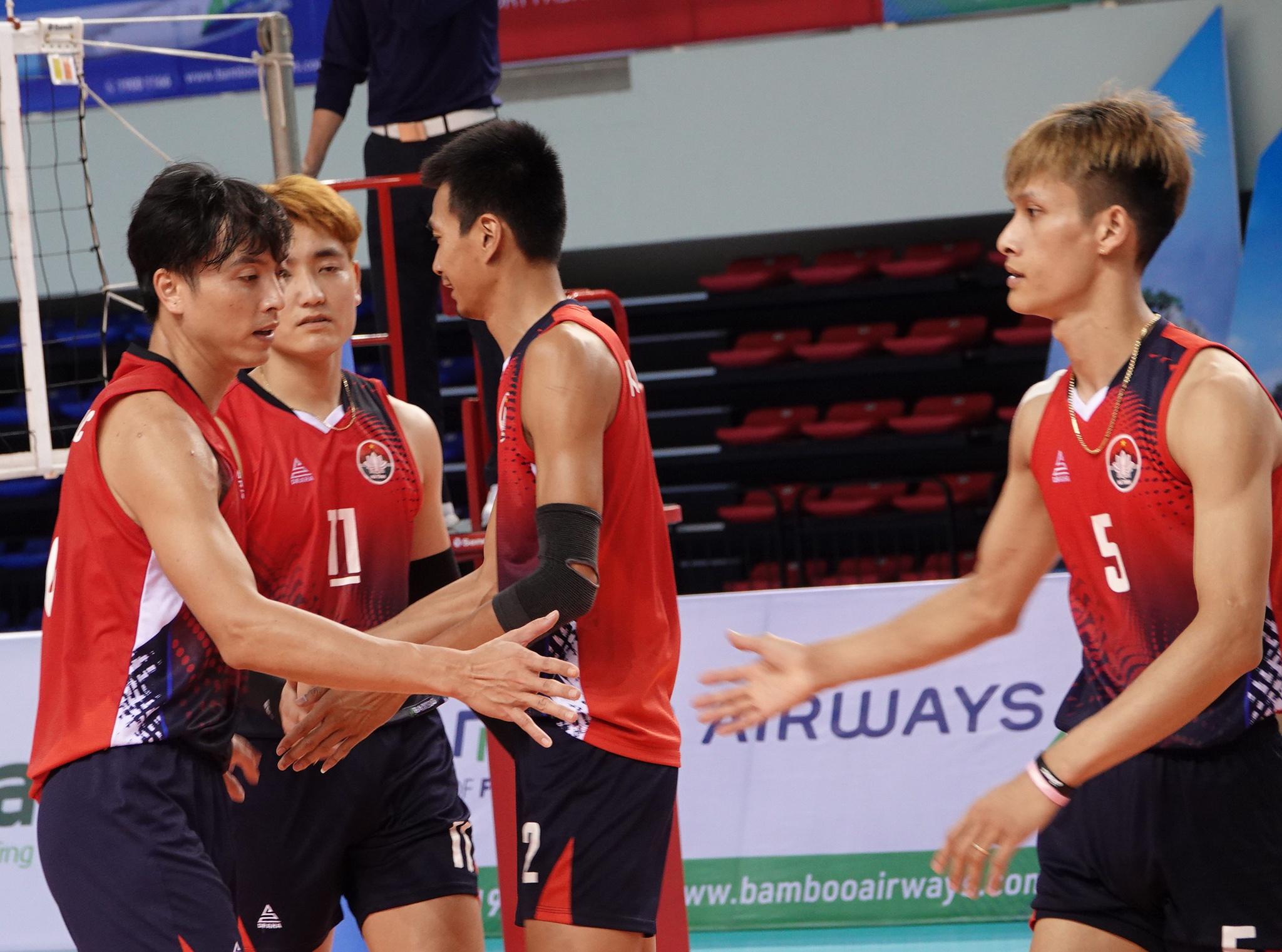 Vòng 2 bóng chuyền VĐQG đấu sớm để tập trung đội tuyển dự SEA Games 31