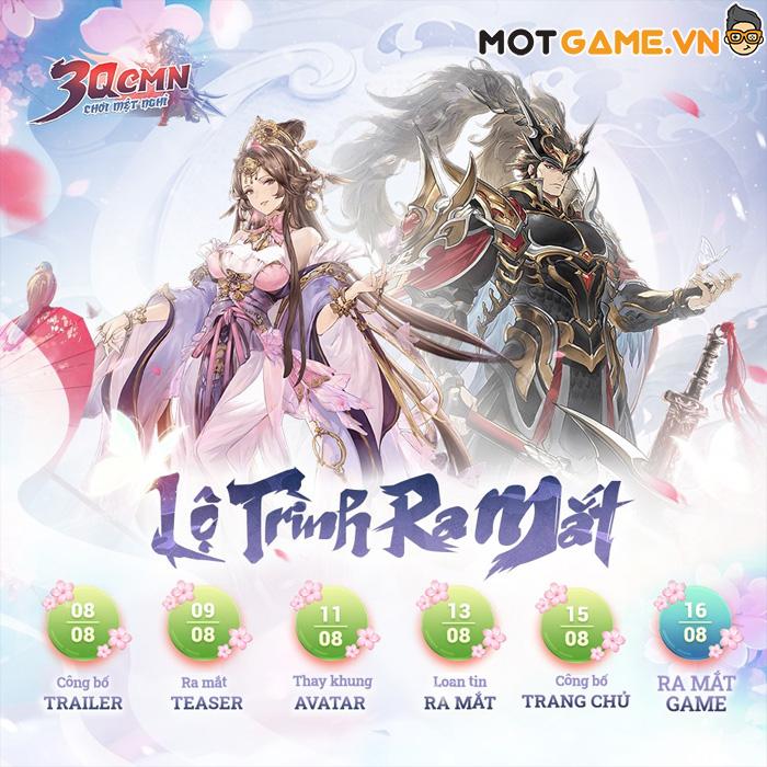 3Q CMN – Game thẻ tướng với đồ họa Fantasy cực đỉnh