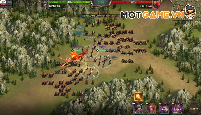 Top game mobile Tam Quốc ra mắt trong tháng 8