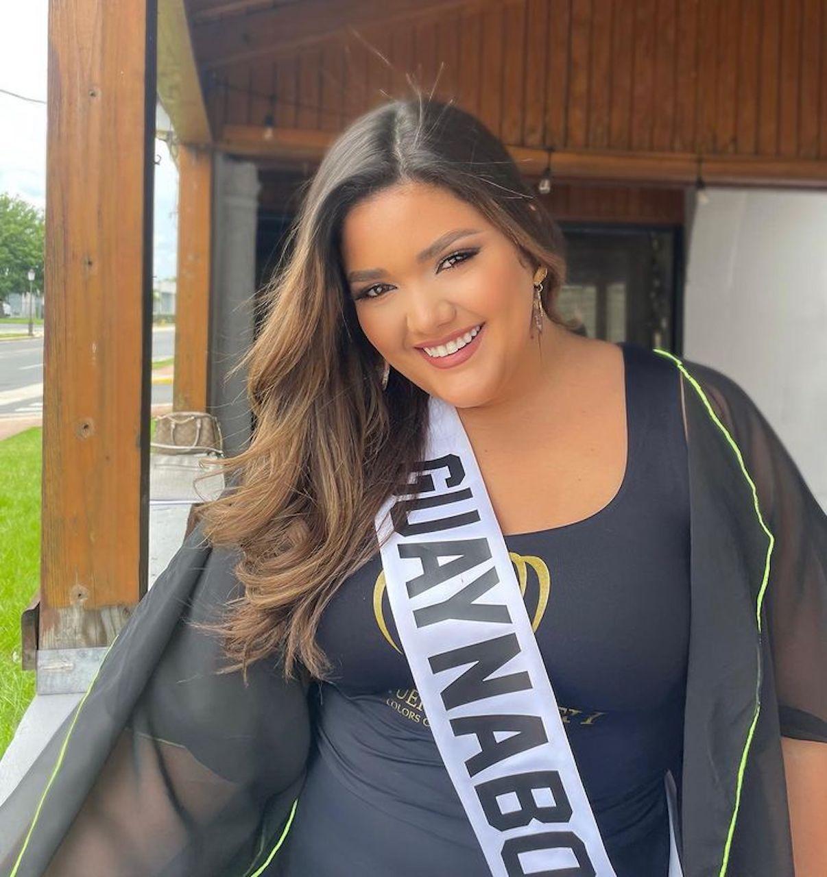 Người mẫu ngoại cỡ gây chú ý khi tham gia Hoa hậu Trái đất Puerto Rico 2022