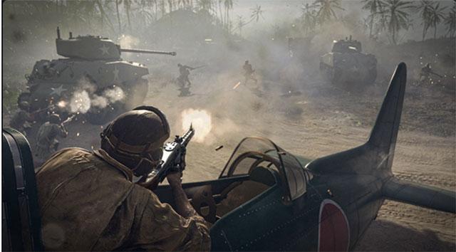 Có gì hot trong trailer mới của Call of Duty: Vanguard?