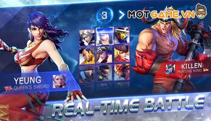 Final Fighter: Game đối kháng Arcade hấp dẫn không kém Vương Quyền 98!
