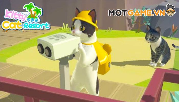 Kitty Cat Resort – Game Idle quản lý khu nghỉ dưỡng dành cho mèo!