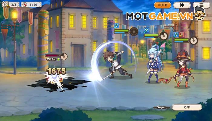 KonoSuba: Fantastic Days game nhập vai mới nhất của Nexon!
