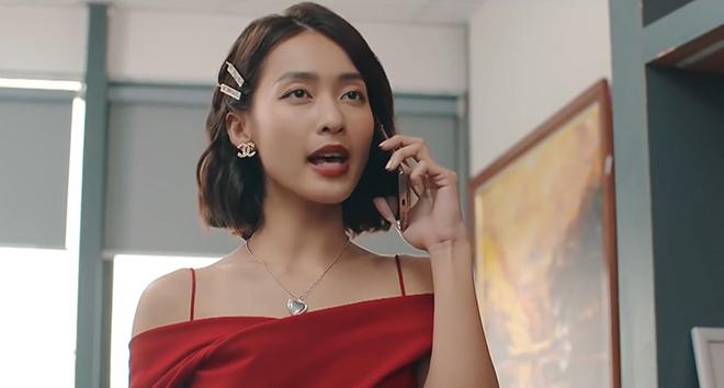 Thân thế của hot girl ngổ ngáo đang gây sốt màn ảnh Việt