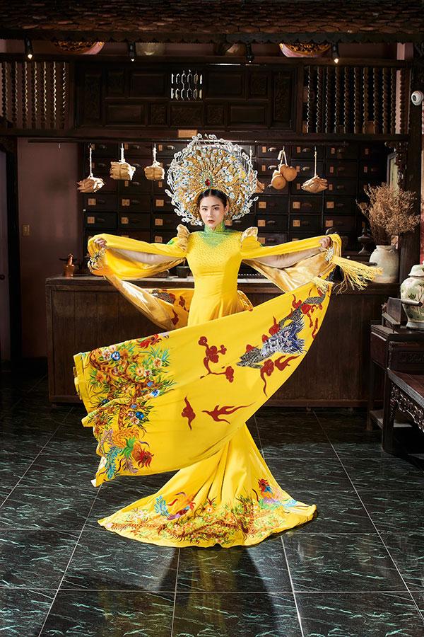 Phạm Thị Như Quỳnh – Nàng hot girl 9x tài sắc vẹn toàn