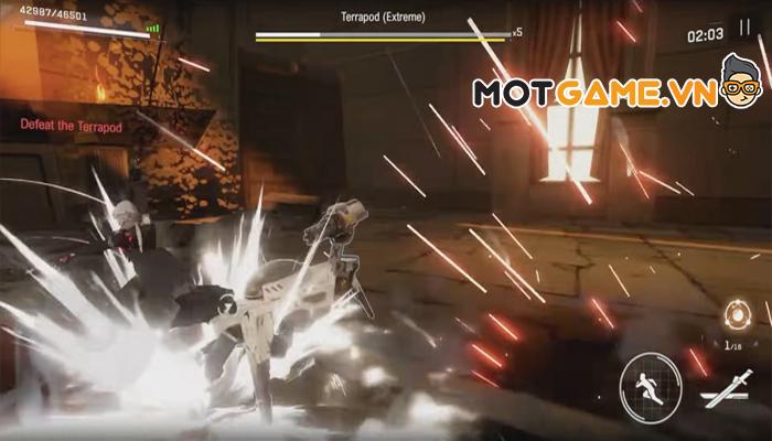 Punishing: Gray Raven bom tấn nhập vai hành động ARPG đã có bản tiếng Anh!