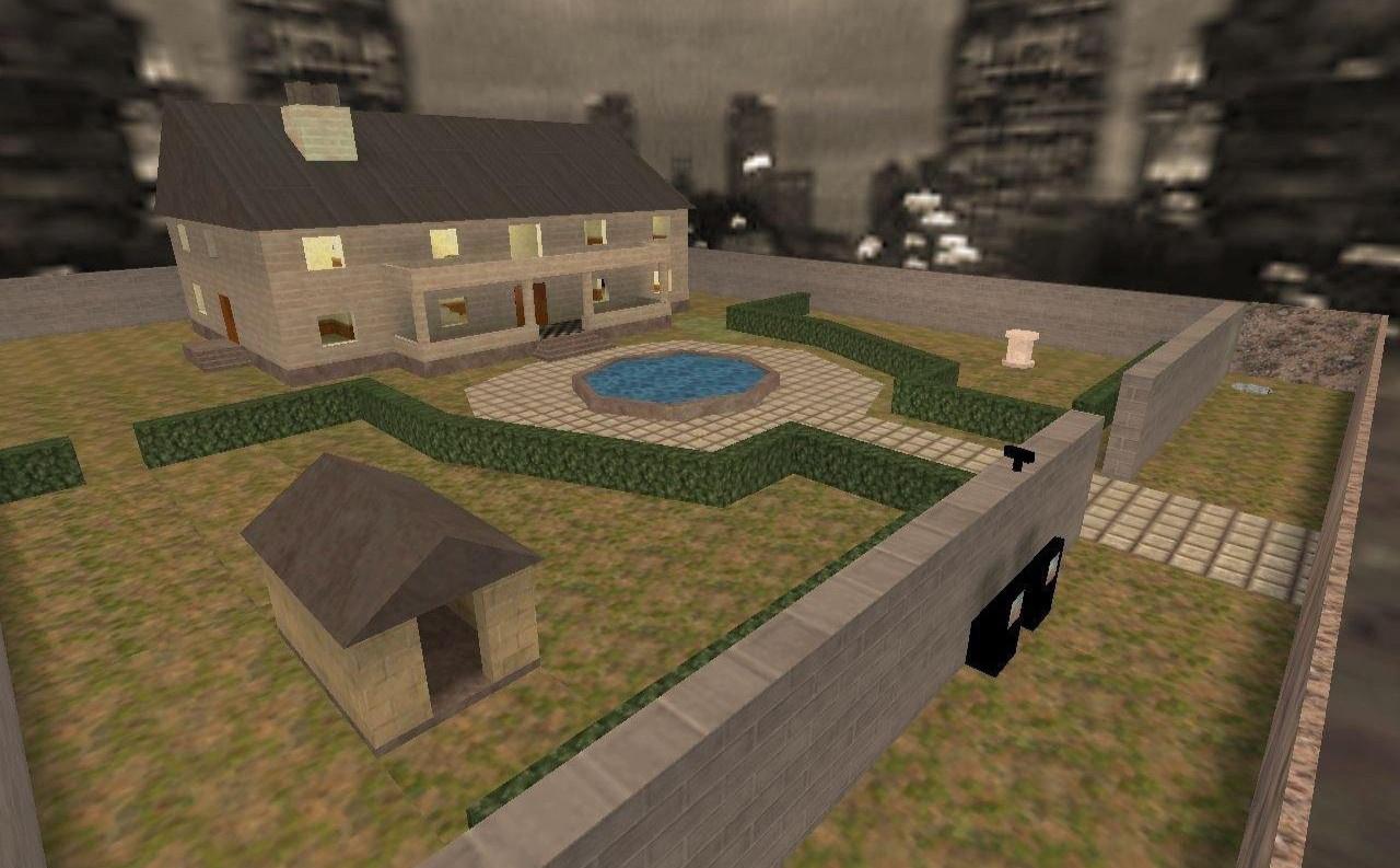 Counter-Strike tạo bản đồ Mansion dựa theo sự kiện có thật
