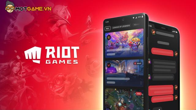 Riot hứa hẹn sẽ tung ra ứng dụng Riot Mobile trong tháng 10