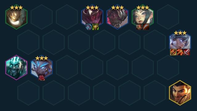 ĐTCL Mùa 5.5: 'Gặt rank' đối thủ siêu dễ cùng Riven Quân Đoàn Chiến Binh!