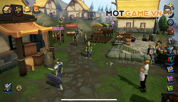 Runescape Mobile – Game MMORPG 3D Fantasy thế giới mở đã có mặt trên Mobile!