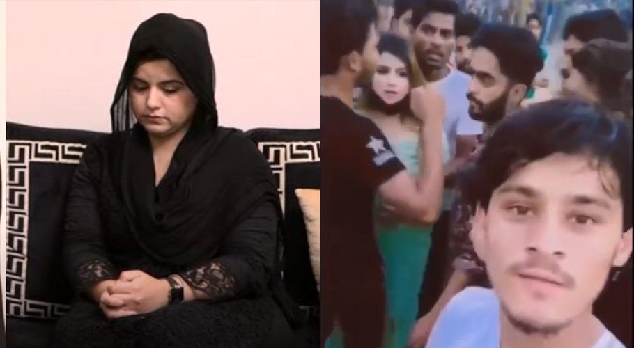 Cô gái Pakistan bị quấy rối tập thể khi quay video TikTok