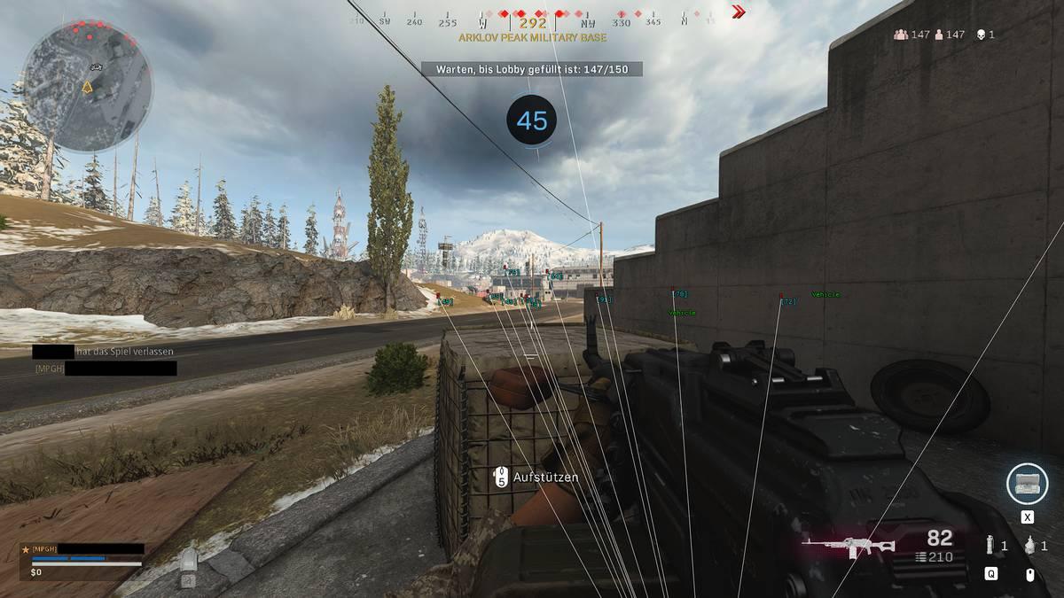 Người chơi tố Warzone xem thường cộng đồng