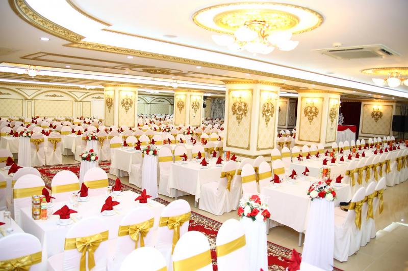 Top 8 Nhà hàng tổ chức tiệc cưới nổi tiếng tại quận Hà Đông, Hà Nội