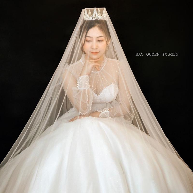 Top 4 Địa chỉ cho thuê váy cưới đẹp nhất thị xã Hoàng Mai, Nghệ An