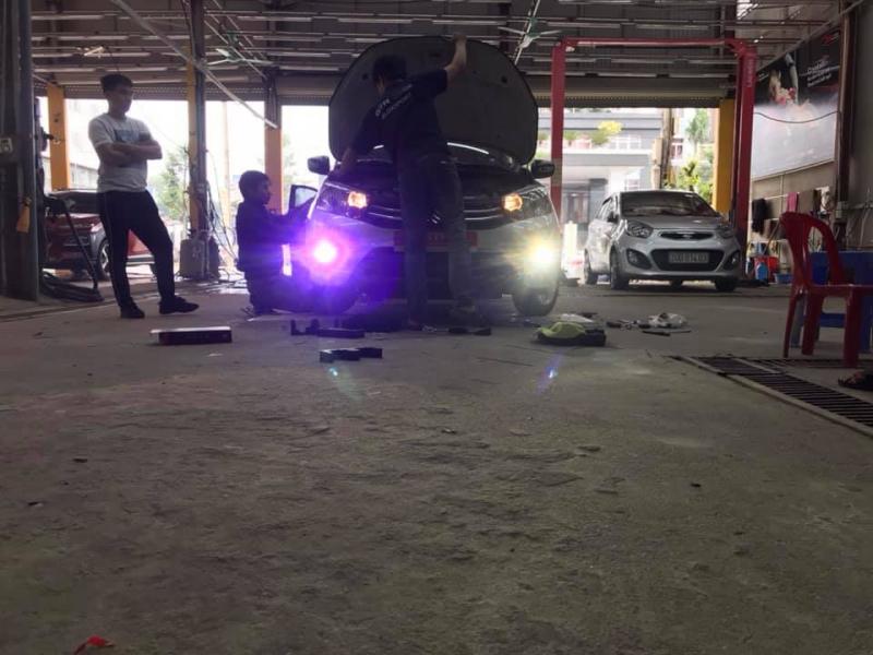 Top 6 Xưởng/Gara sửa chữa ô tô uy tín và chất lượng ở Thái Nguyên