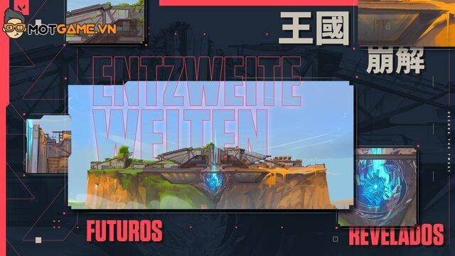 Valorant: Riot Games hé lộ hình ảnh về bản đồ mới tiếp theo