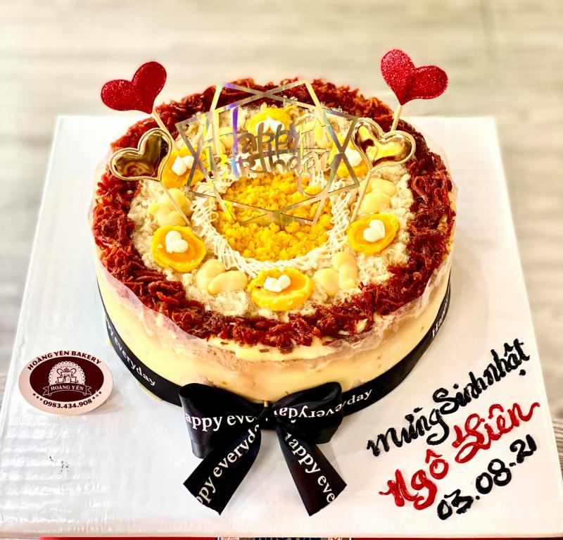 Top 5 Tiệm bánh sinh nhật ngon và chất lượng nhất TP. Quy Nhơn, Bình Định