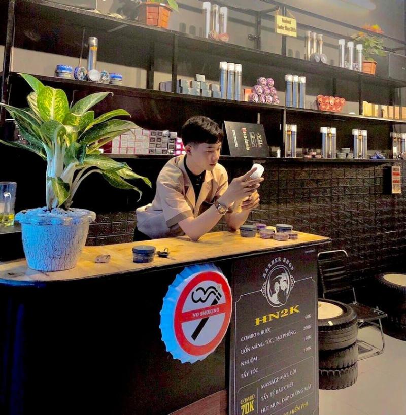 Top 9 Tiệm cắt tóc nam đẹp và chất lượng nhất Tây Ninh