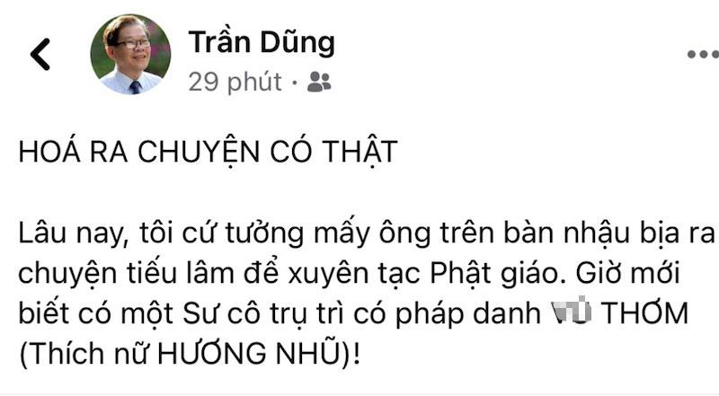 Kiểm điểm phó chủ tịch Hội Văn học nghệ thuật tỉnh Trà Vinh