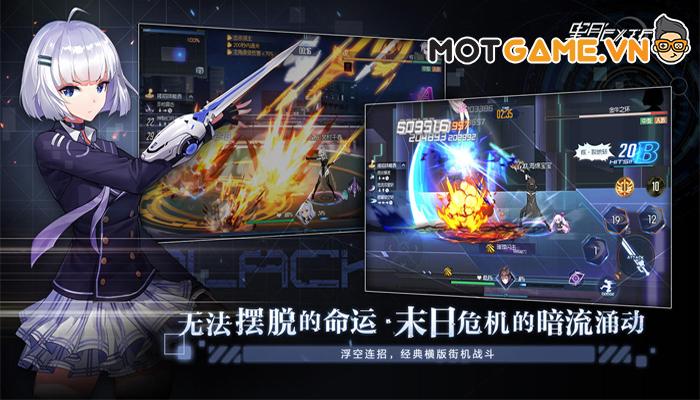 Black Moon Extend – Game nhập vai hành động phong cách Anime với đồ họa 3D siêu đỉnh!
