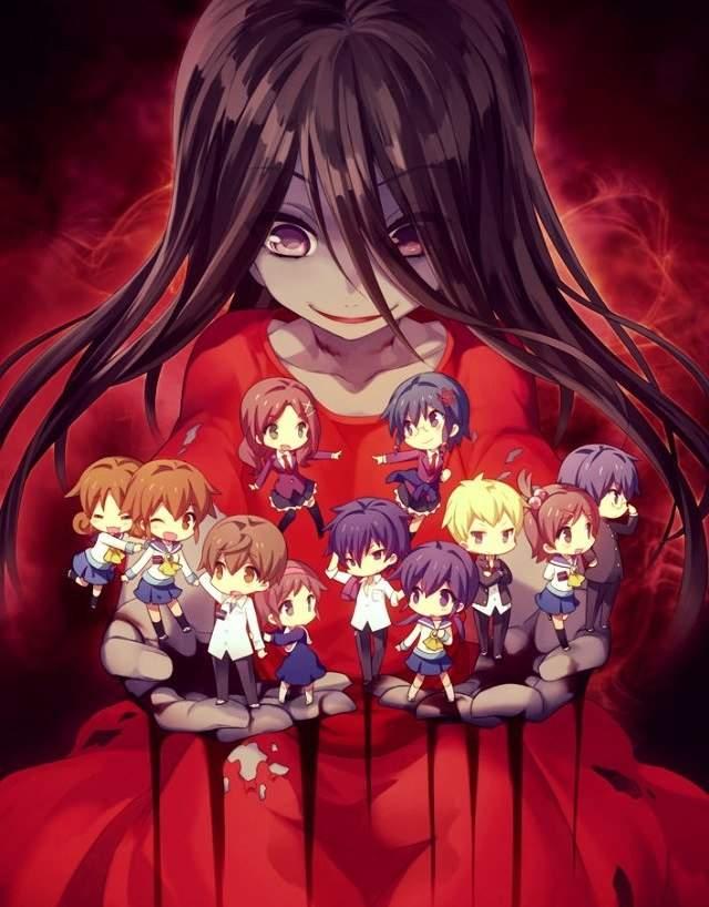 Top 6 Bộ phim anime kinh dị hay nhất mọi thời đại