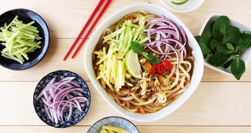 Top 8 Món ăn truyền thống của đảo Penang ở Malaysia