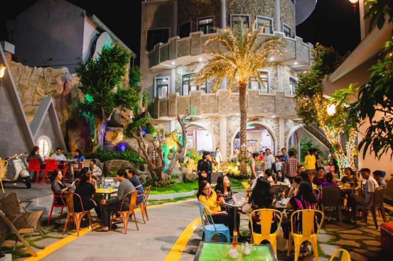 Top 15 Quán cà phê đẹp ở Long Xuyên, An Giang
