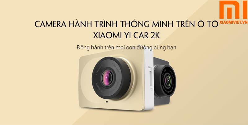 Top 5 Sản phẩm Camera hành trình Xiaomi tốt nhất hiện nay