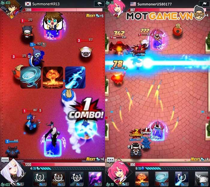 Một vé quay về tuổi thơ với Capsulemon Fight! – Game bắn bi chiến thuật!