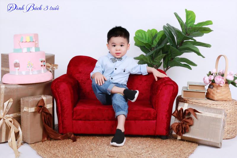 Top 5 Studio chụp ảnh cho bé đẹp nhất quận Hà Đông, Hà Nội