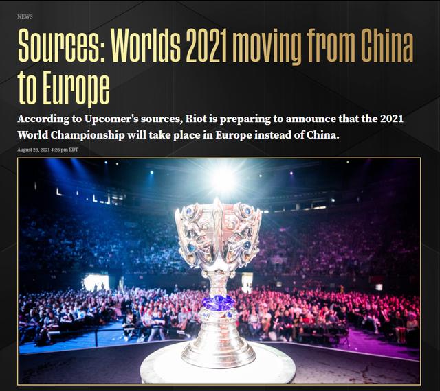 NÓNG: Diễn biến dịch bệnh tại Trung Quốc trở nên phức tạp, CKTG 2021 dời địa điểm tổ chức sang châu Âu?