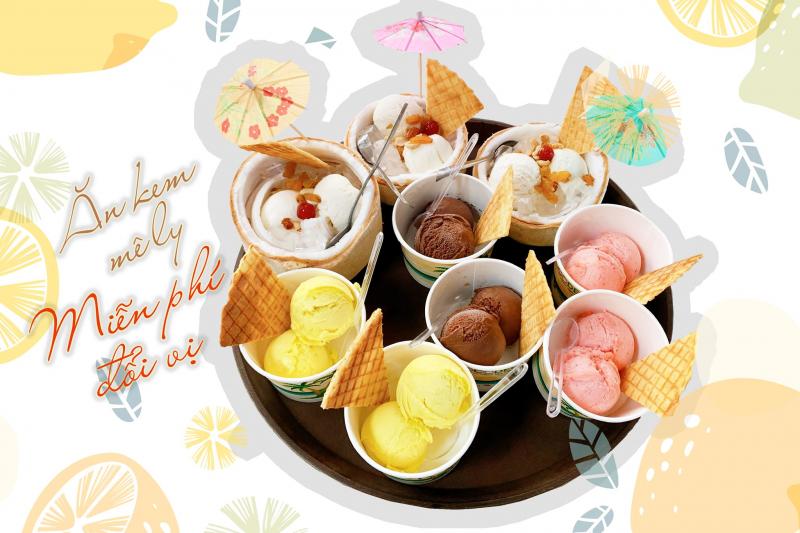 Top 14 Quán kem và bánh ngọt ngon nhất Vũng Tàu
