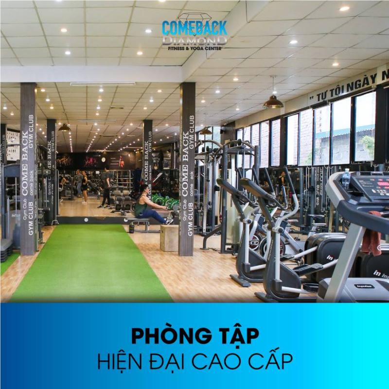 Top 9 Phòng tập gym tốt nhất ở Thái Nguyên