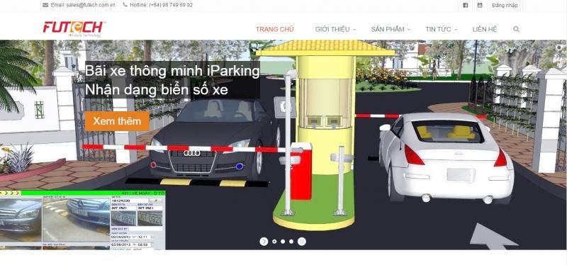 Top 7 Công ty lắp đặt hệ thống bãi giữ xe thông minh tại Hà Nội