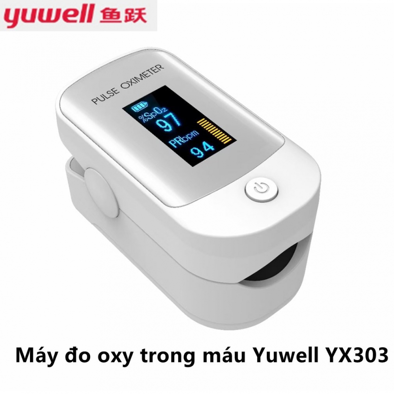 Top 5 địa chỉ mua Máy đo nồng độ oxy trong máu chất lượng và uy tín nhất ở Hà Nội