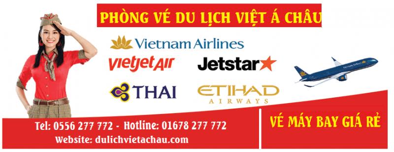 Top 8 Phòng vé máy bay uy tín nhất Quảng Ngãi