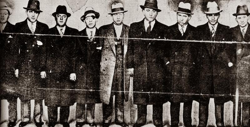 Top 10 Băng đảng xã hội đen nguy hiểm nhất thế giới