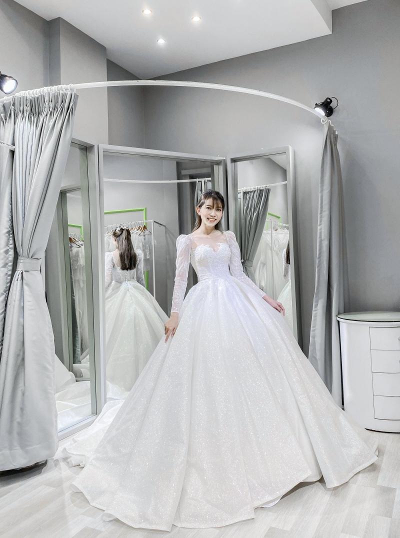 Top 7 Địa chỉ cho thuê váy cưới đẹp nhất tại quận 11, TP. HCM