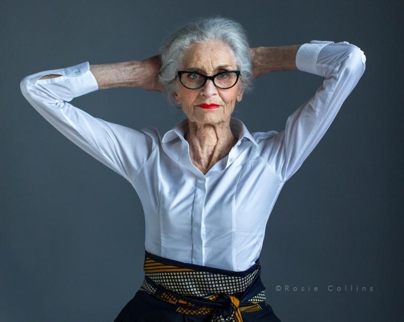 Top 8 Người mẫu già nhất của thời trang thế giới
