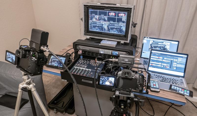 Top 8 Dịch vụ livestream và quay phim sự kiện, hội nghị, event, bán hàng tại Hà Nội