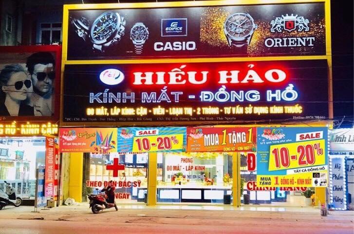 Top 6 Địa chỉ bán đồng hồ đeo tay uy tín nhất tỉnh Bắc Giang