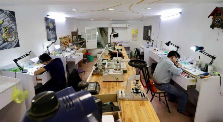 Top 8 Địa chỉ sửa chữa đồng hồ uy tín nhất tại Tp HCM