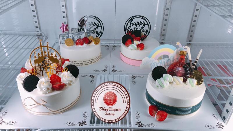 Top 9 Tiệm bánh sinh nhật ngon nhất Quảng Nam