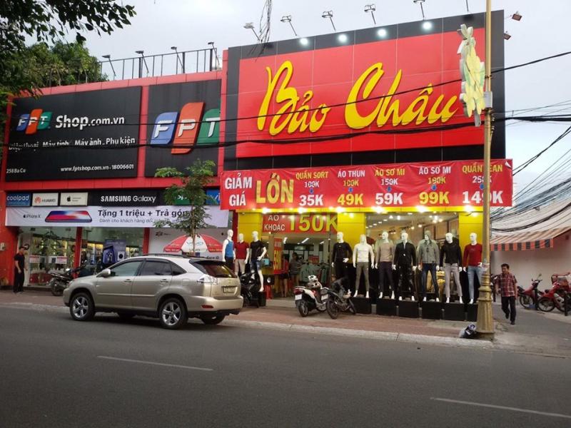 Top 8 Shop quần áo nam đẹp và chất lượng nhất Vũng Tàu