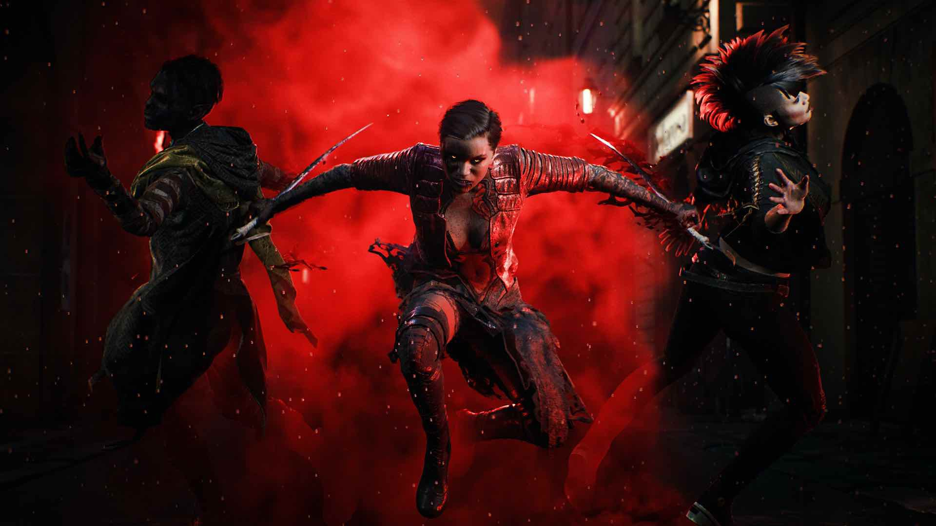 Tựa game battle royale ma cà rồng Bloodhunt sắp ra mắt trong tháng 9