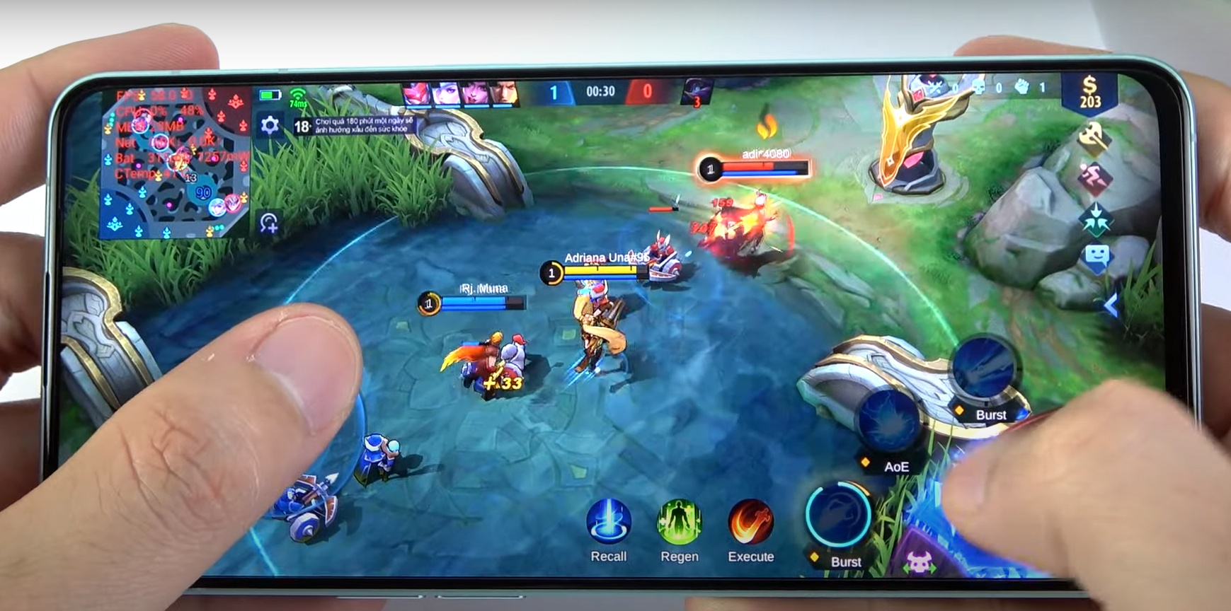 Khám phá mẫu smartphone Reno6 – điện thoại 5G giá tốt cho game thủ
