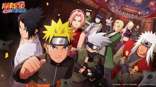 Những game Naruto hay nhất trên mobile 2021